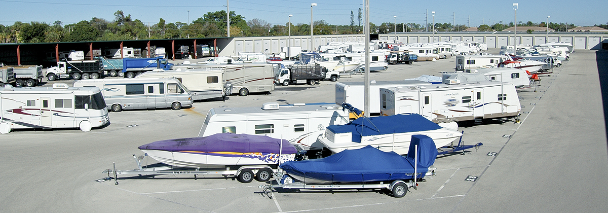 Boat, Rv, & Trailer Storage