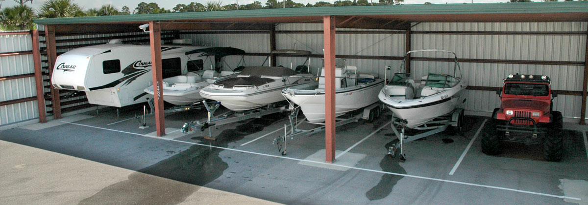 Park 720 Rv Boat Car Amp Trailer Storage Cape Coral