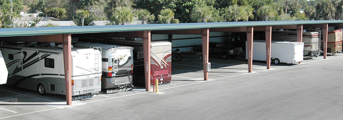 Park 720 Rv Boat Car Amp Trailer Storage Cape Coral